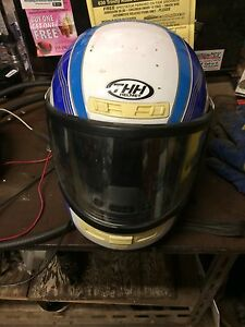 THH snowmobile Atv helmet