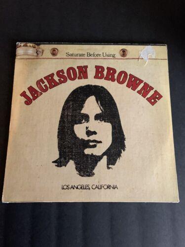 Jackson Browne - Saturate Before Using - Asylum SD 5051 Top Load 1972 Vinyl LP  - $12.95