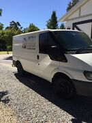 Low kms 2004 Ford transit Bowral Bowral Area Preview