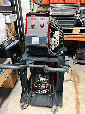 Lincoln Powerwave S350 Advanced Process Mig Welder K2823
