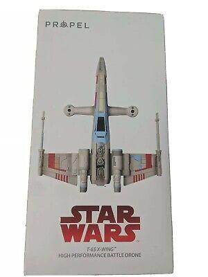 Propel Star Wars T-65 X-Wing Battle Drone Quadcopter RtF