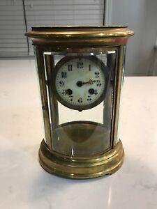 1889 Samuel Marti et Cie of Paris mantle clock