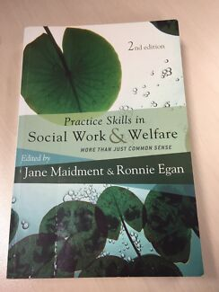 Practice Skills in Social Work & Welfare Canterbury Canterbury Area Preview