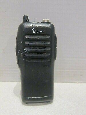 Icom Ic-f21s 440-470 Mhz Uhf 2 Ch 4 Watt Two Way Radio