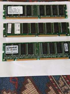 SD RAM cards