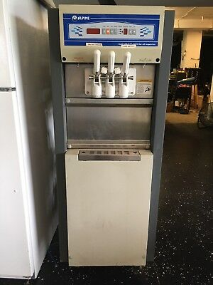 Alpine Yogurt Soft Serve Ice Cream Machine.