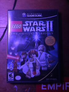 Jeu Gamecube Lego Star Wars II