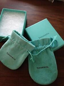 Tiffany bags and box Fennell Bay Lake Macquarie Area Preview