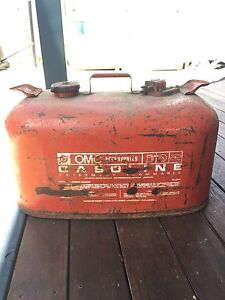 Boat fuel tank Ferntree Gully Knox Area Preview
