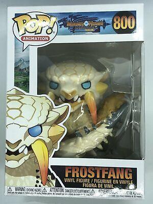 Monster Hunter Frostfang Animation Pop! #800
