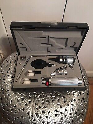 Reister Otoscopeopthalmoscope Set And Case