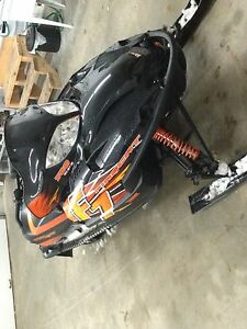 2006 Arctic cat F7 firecat