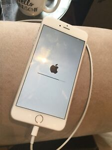 Bell iPhone 6 Plus (little crack in screen)