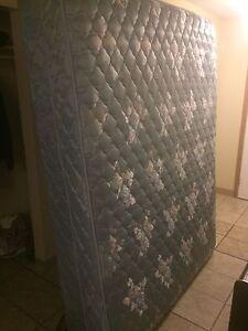 Queen size Serta Mattress + boxspring $150!!!