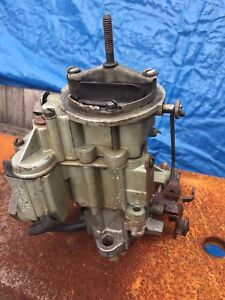 Rochester Carb. - 68/69 Chev/Pont.