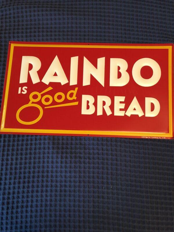 Rainbo Bread 1950 Perfect Condition-real