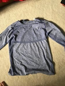 Nike DRI-FIT running work out shirt