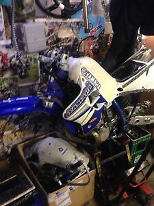 1994-1998 Yamaha YZ250 parts for sale