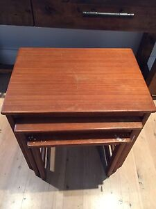 Nesting tables Shelly Beach Wyong Area Preview