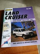 Service manual Landcruiser 100******2001 Capital Hill South Canberra Preview