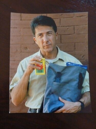 Dustin Hoffman Rainman Movie 8x10 Color Promo Photo