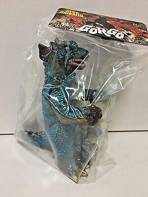 M1Go Club Diakaiju GORGO Famous Monsters #50  Vinyl Monster Kaiju Bullmark C