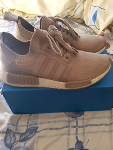 Adidas NMD French beige US8.5 Footscray Maribyrnong Area Preview
