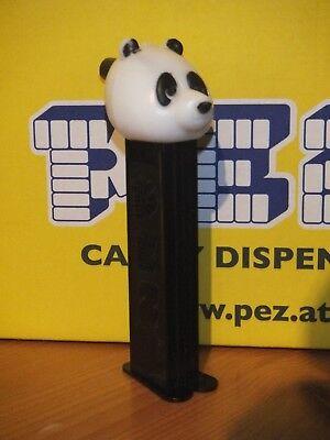 1 PEZ SPENDER-PANDA-WHISTLE-MIT HERAUSNEHMBAREN AUGEN-PAT.-NR.: 3.9...