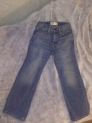 Abercrombie Kids Girls Size 7/8 Boot Cut Jeans