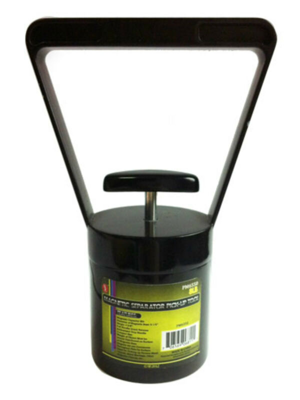 GOLD BLACK SAND MAGNET SEPARATOR with QUICK RELEASE