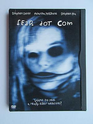 Fear Dot Com  Dvd  2003  Stephen Dorff  Natascha Mcelhone  Stephen Rea  Region 1