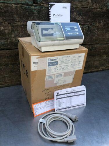 Dentsply ProMix 400 Dental Amalgamator Mixing System Model 400