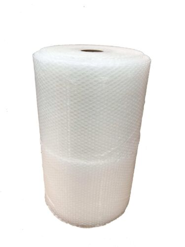 """3/16"""" Small Bubble Packaging Wrap Perforated 350ft Mailing / Shipping / Moving"""