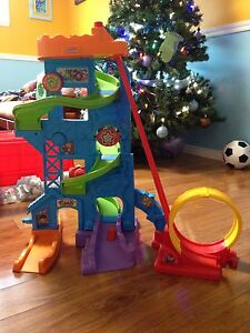 Piste fisher price little people