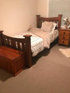 King single bedroom suite