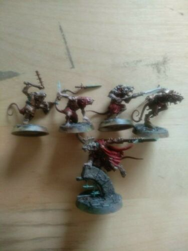 Warhammer Underworlds - Shadespire - Skaven - Spiteclaw