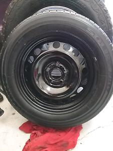 16 inch holden cruze wheel North Tivoli Ipswich City Preview