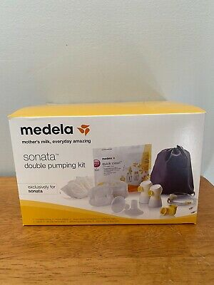 Medela Sonata Double Pumping Kit