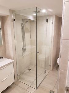 Frameless Showerscreens, Splashbacks, Balustrades installers Parramatta Parramatta Area Preview