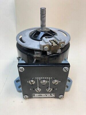 Superior Electric Powerstat Variable Autotransformer 116bu