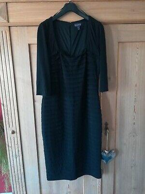 wunderschönes Kleid in schwarz von Long tall Sally, Egü, Gr. 46 (18), NEU