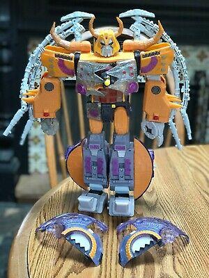 Transformers Universe Supreme Class Unicron 99% Complete Armada