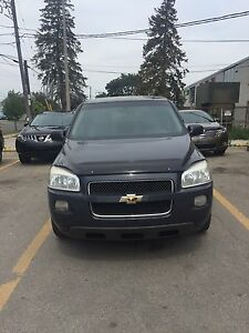 2008 CHEVY UPLANDER  LS 7 SEATER CERTIFIED!