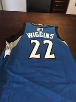 $50 Andrew Wiggins Timberwolves Jersey - Men's medium and large
