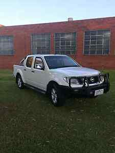 Nissan Navara ST-X D40 turbo diesel 4x4 Coburg Moreland Area Preview