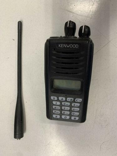 Kenwood NX-420 K3 Portable Transceiver Radio - Keypad