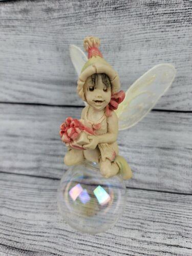 "Rawcliffe Bubble Fairies Ornament ""Holly"" (#8)"