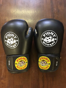 Brand New Fight Monkey Boxing Gloves