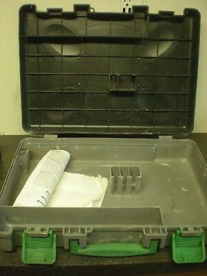 Hitachi Dh 24pf3 Roto Hammer Rotary Drill Case Case Only