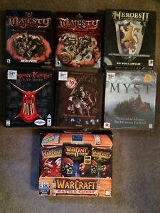 41 PC Computer Video Game Lot